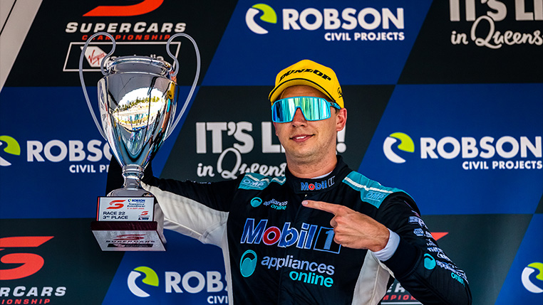 Robson Civil Projects Townsville SuperSprint