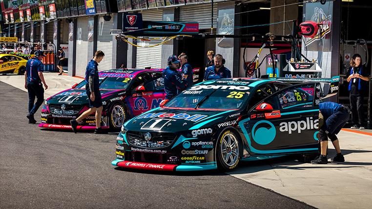 2021 Supercars Championship calendar