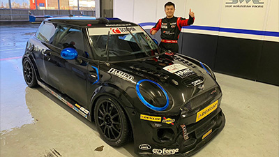 Mini Challenge: Silverstone Test Day
