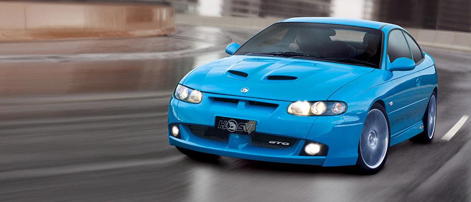 VZ GTO Coupe