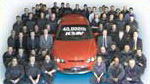 HSV Builds it's 40,000th vehicle.