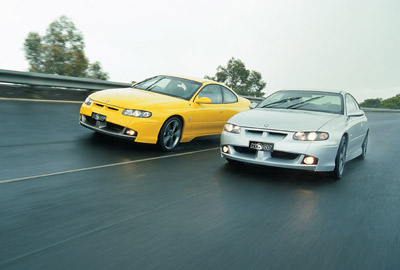 HSV Y Series 2 & Coupe 3 Power Play