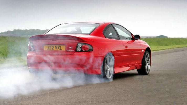 Vauxhall Monaro Muscles In To Scoop A Top Gear 'Jeremy'