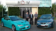 HSV and Murcotts join forces