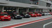 HSV's Track ClubSport Races at the Bahrain F1