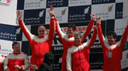 Tander, HSV the winners in Bahrain Celebrity Challenge