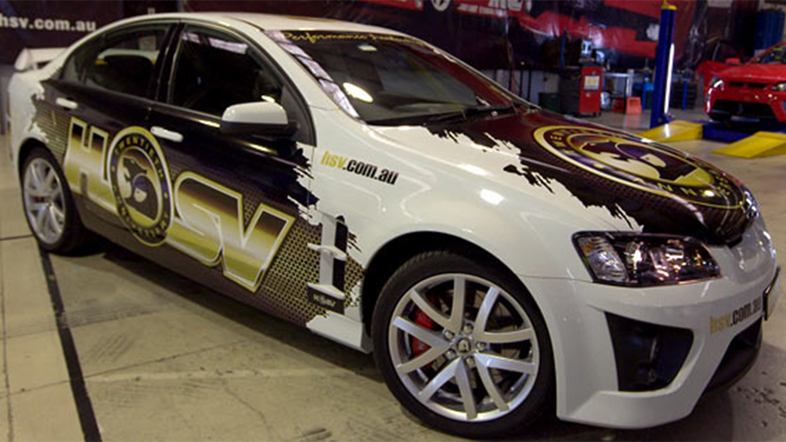 "Holden Special Vehicles launches ""Bathurst Attack"""
