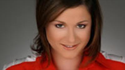 Leanne Tander creates history