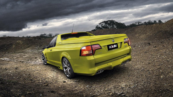Holden Special Vehicles launch new Maloo Ute