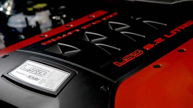 New LS3 engine to power HSV from April