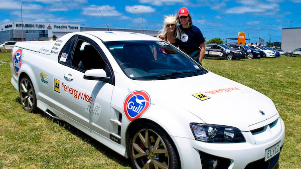 HSV Maloo wins drive award in New Zealand - for fuel economy!