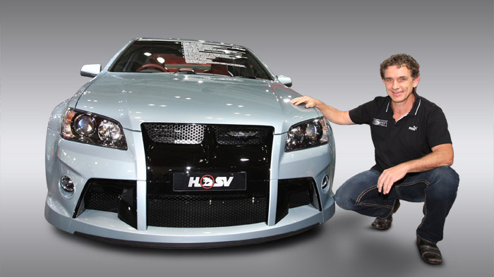 Ian Moss joins Holden Special Vehicles
