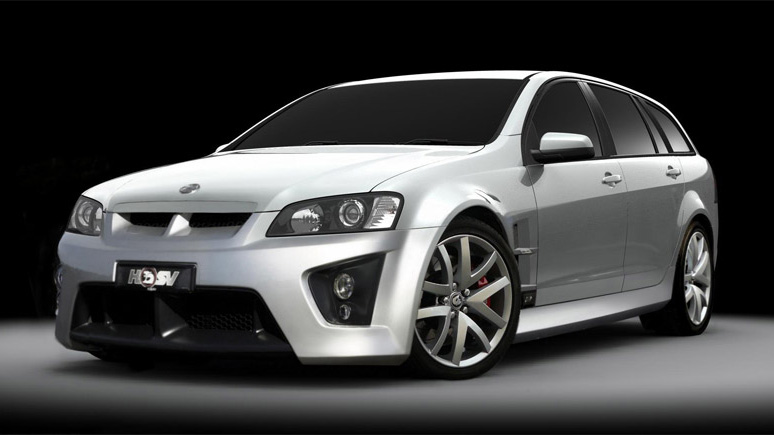 HSV Tourer unveiled