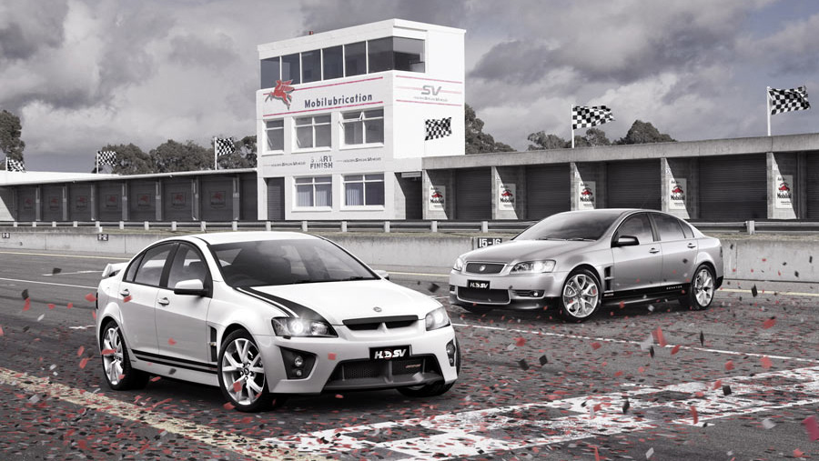 Holden Special Vehicles commemorate 40 years of GTS and revisit SV88