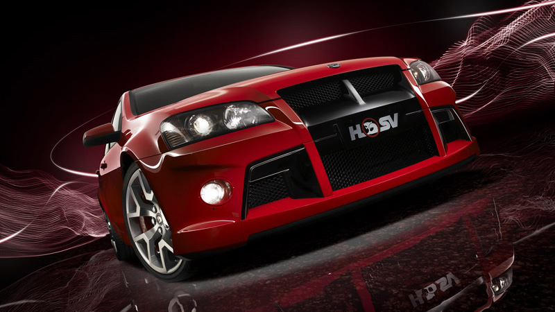 HSV W427 launched