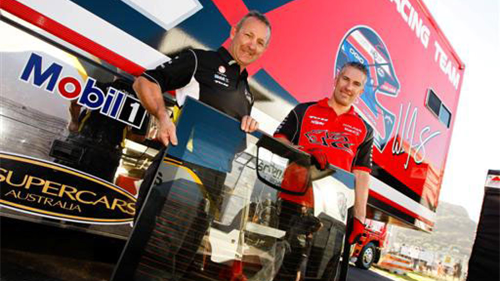 HSV customer rewarded with V8 Supercar rear windscreen