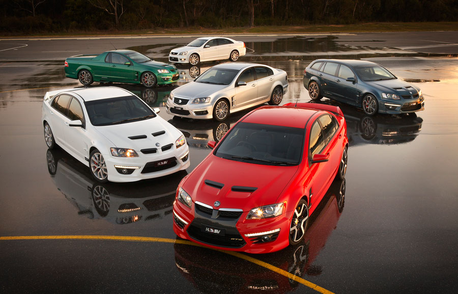 The new HSV E2 Range