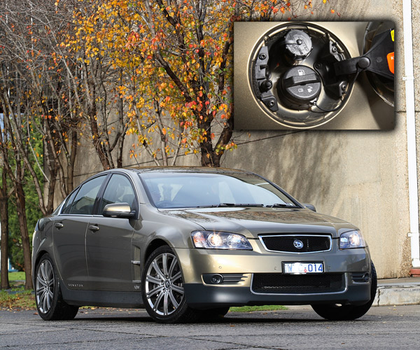 Holden Special Vehicles' LPG technology is a step closer to becoming an approved product program