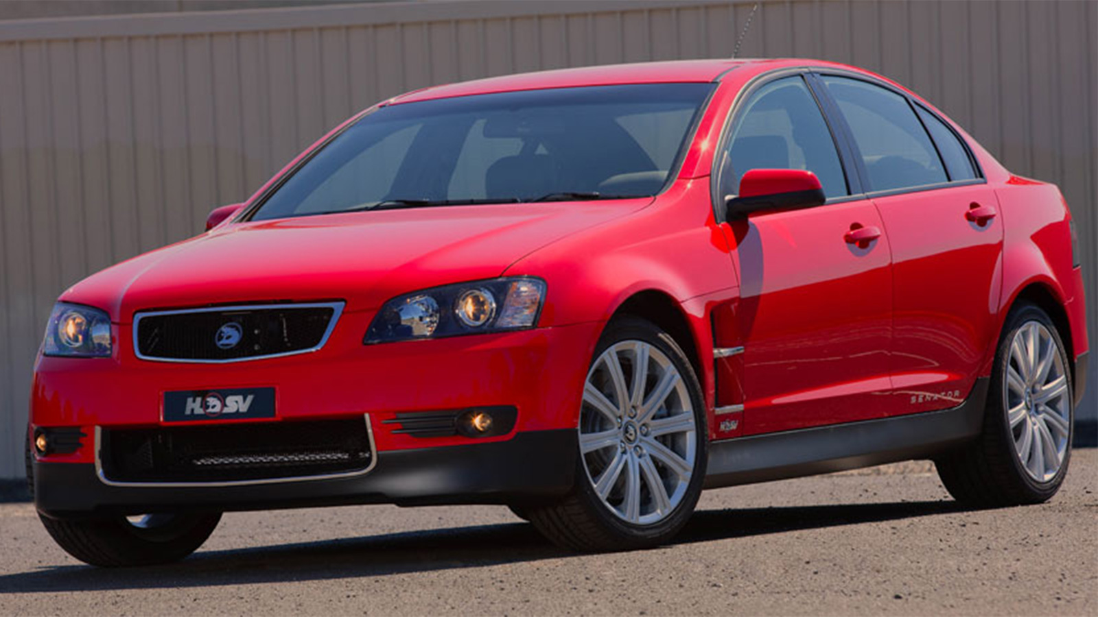 HSV releases limited edition Senator for Melbourne Motorshow
