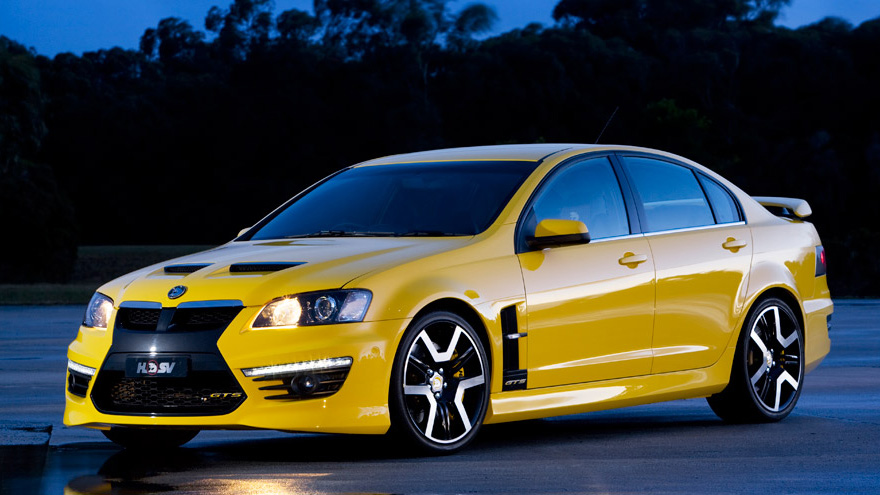 HOLDEN SPECIAL VEHICLES UNVEILS NEW E SERIES 3 RANGE