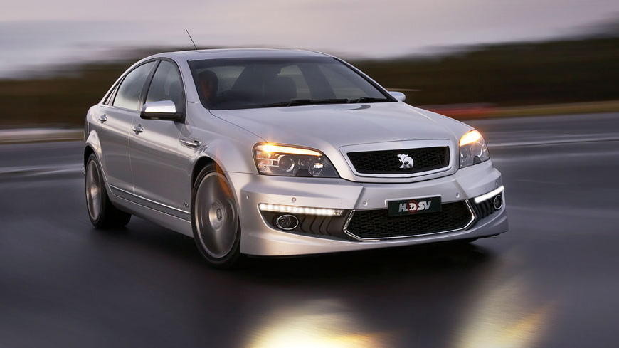 Holden Special Vehicles launches new Grange