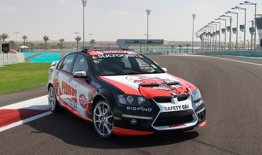 HSV to Lead the V8 Supercar Pack