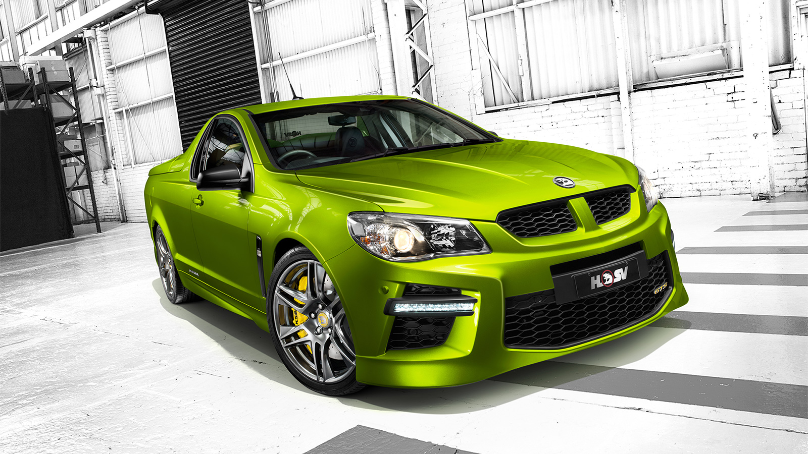 "HSV Introduces Limited Edition ""GTS Maloo"""