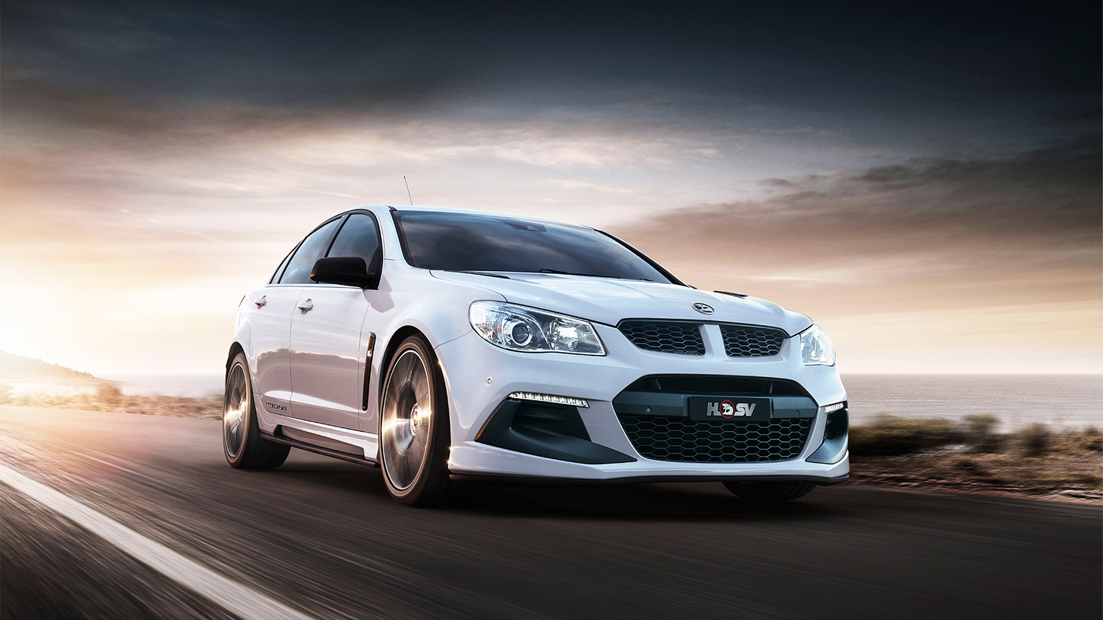 HSV Launches Supercharged ClubSport R8 LSA
