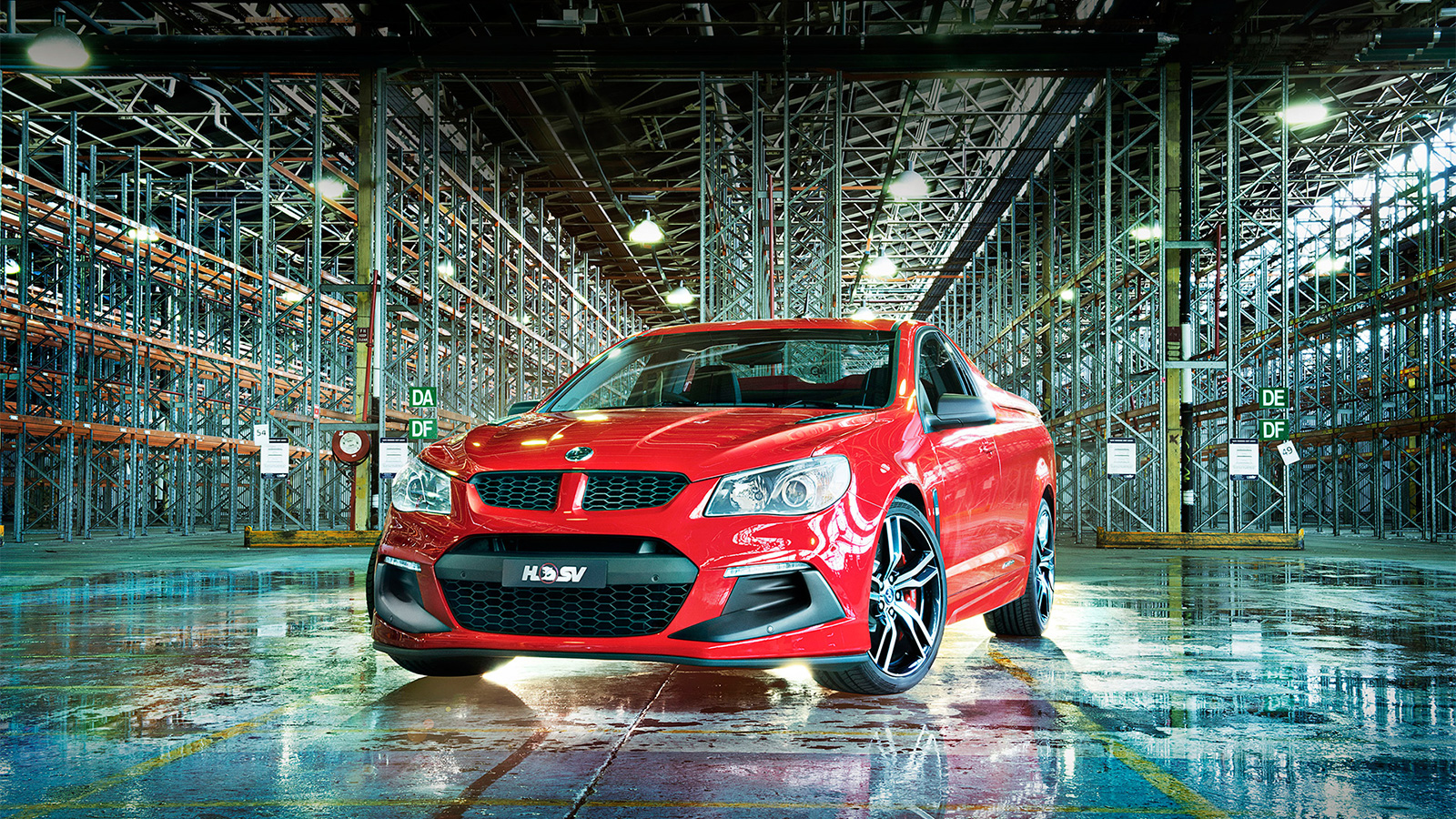 HSV Launches Supercharged Maloo R8 LSA