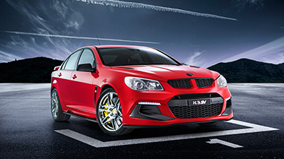 "HSV to Launch ClubSport R8 ""Track Edition"""