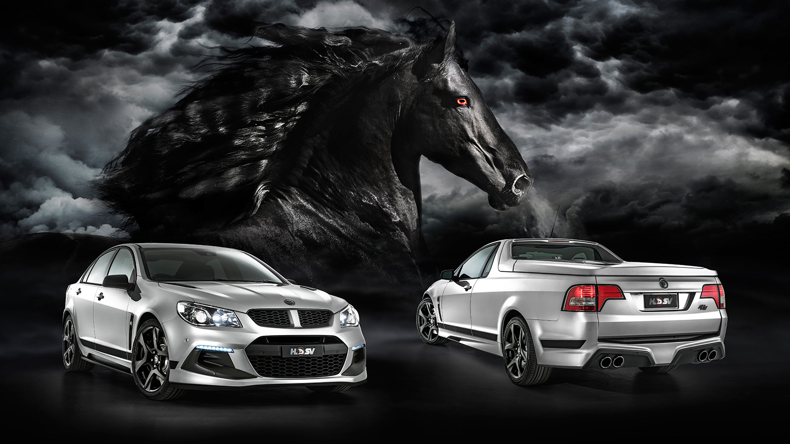 "HSV Launches ""SV Black"" Limited Edition Models"