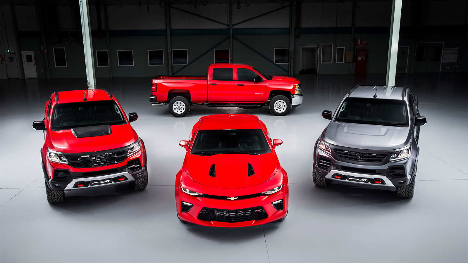 GM Holden and HSV Strike New Partnership