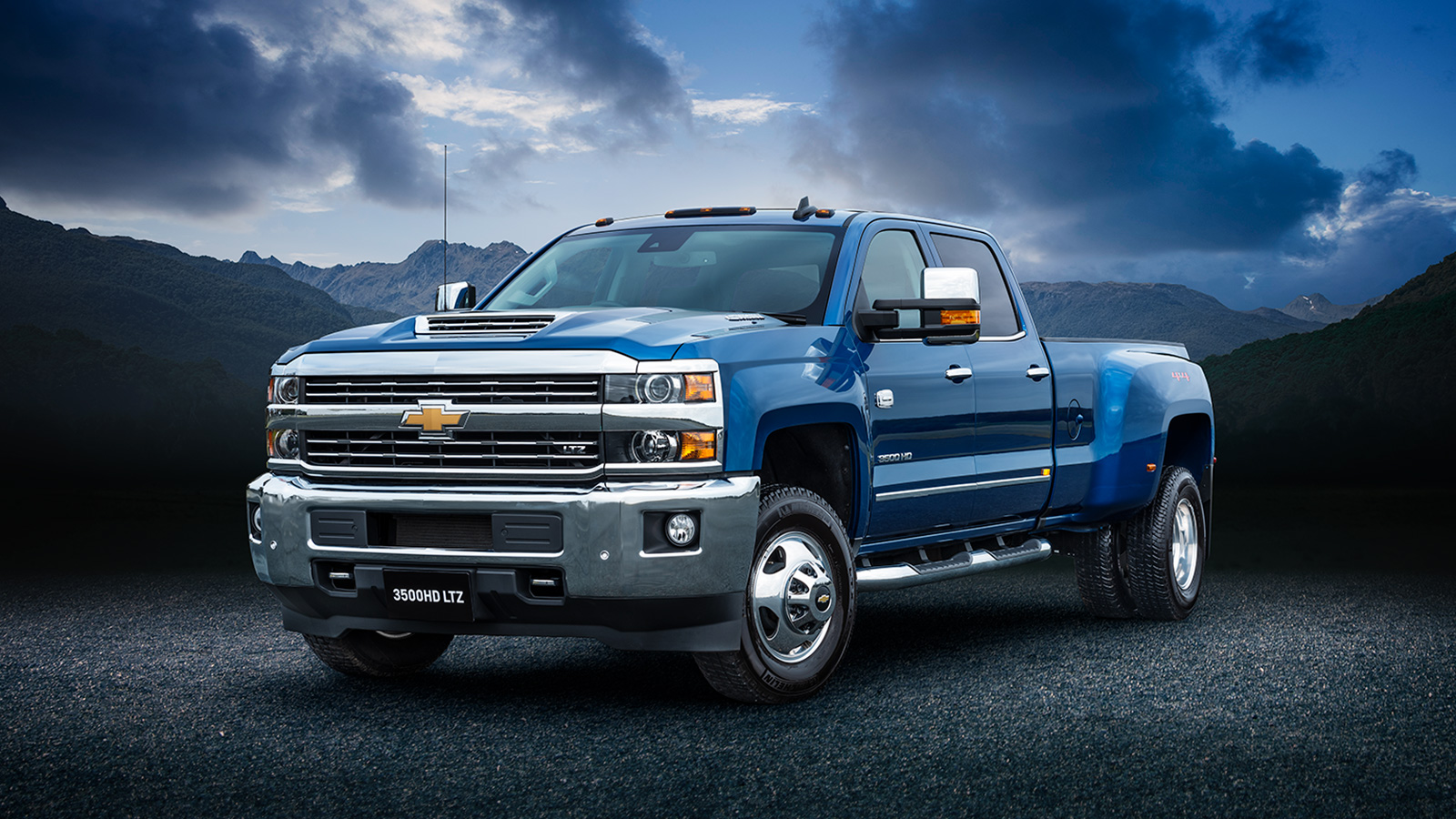 HSV Confirms Chevrolet Silverado 3500HD LTZ Specifications