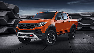 HSV Releases New Colorado SportsCat Derivative