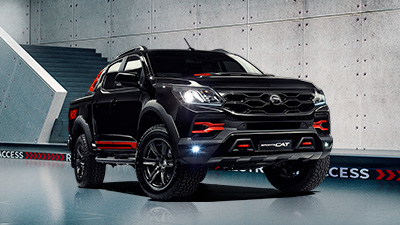 HSV Releases Limited Edition Colorado SportsCat