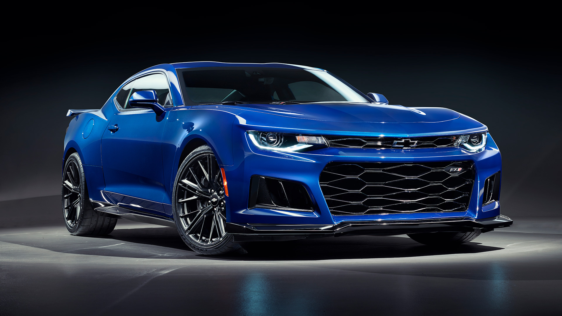 Hsv Chevrolet Camaro Zl1 Powers Into Hsv Range
