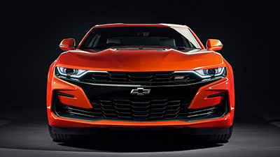 HSV Announces Chevrolet Camaro 2SS Upgrade