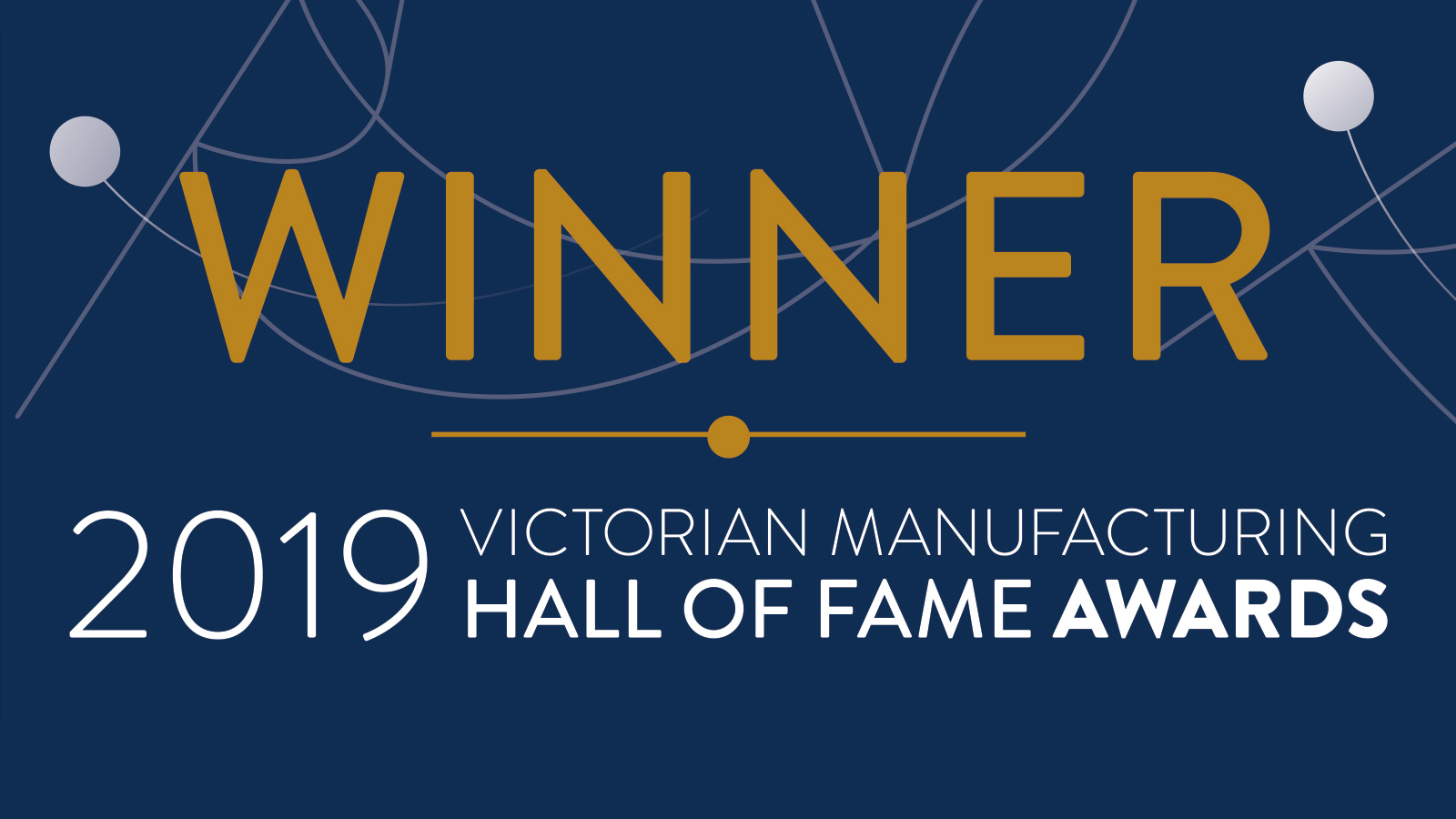 HSV Celebrates Win - 2019 Victorian Manufacturing Hall of Fame Awards