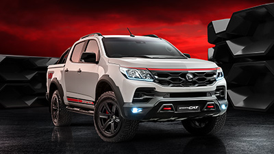 HSV Releases Limited Edition SportsCat 4x4
