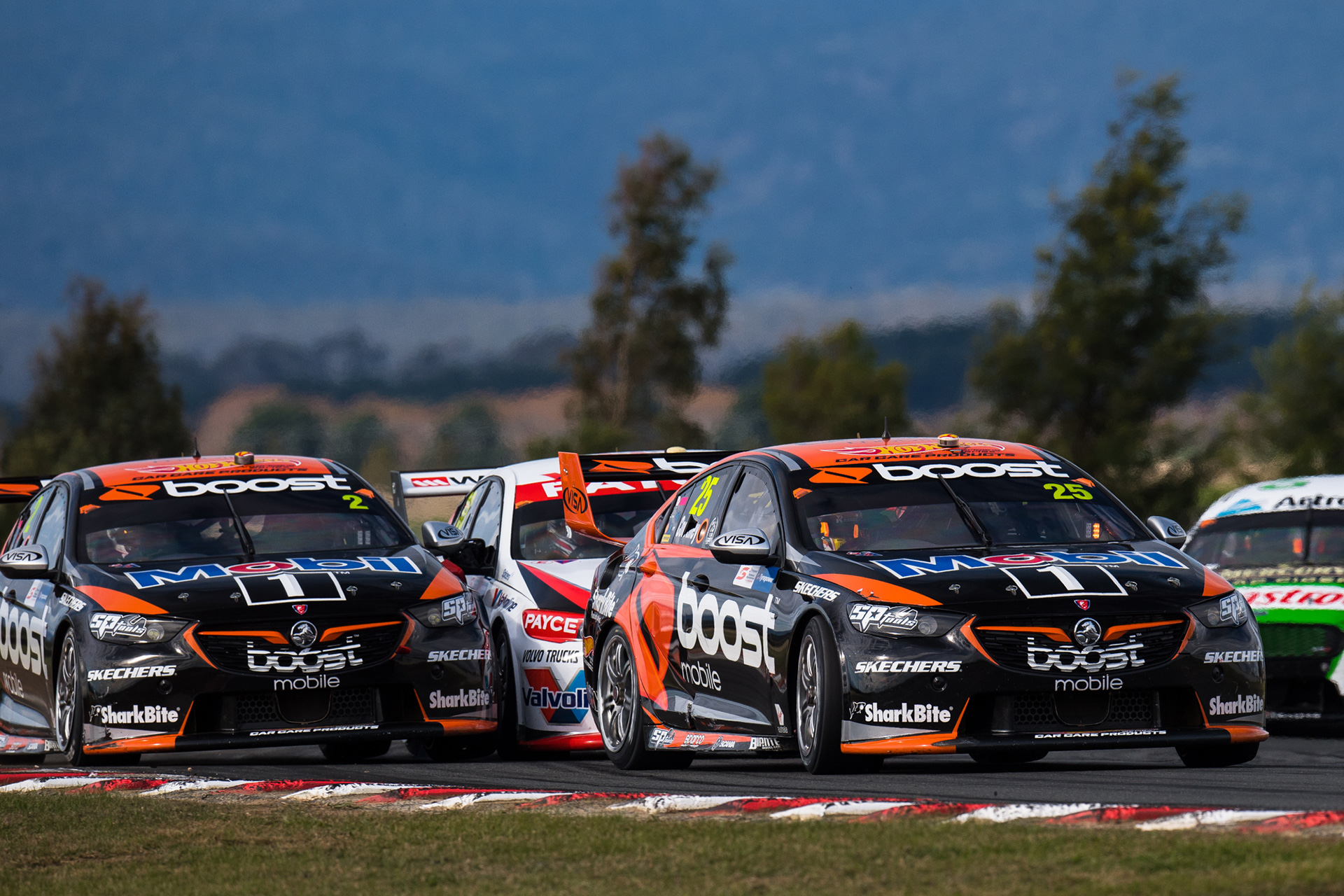 We leave Tassie 2nd in the Teams Championship.