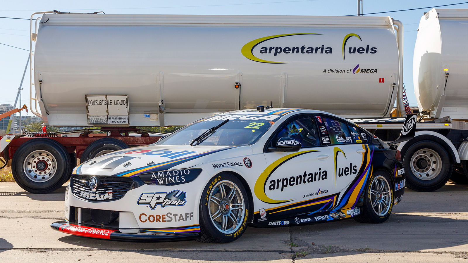 Livery Tweak for Townsville