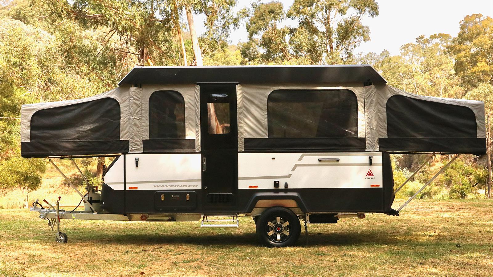 New Age Caravans MY20 Wayfinder.