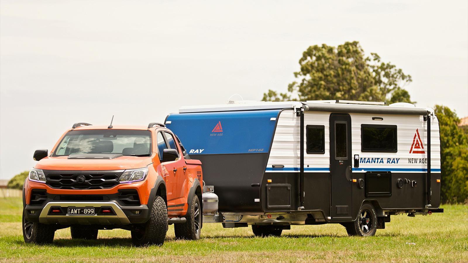 Taking the Australian Pop Top Caravan to New Heights