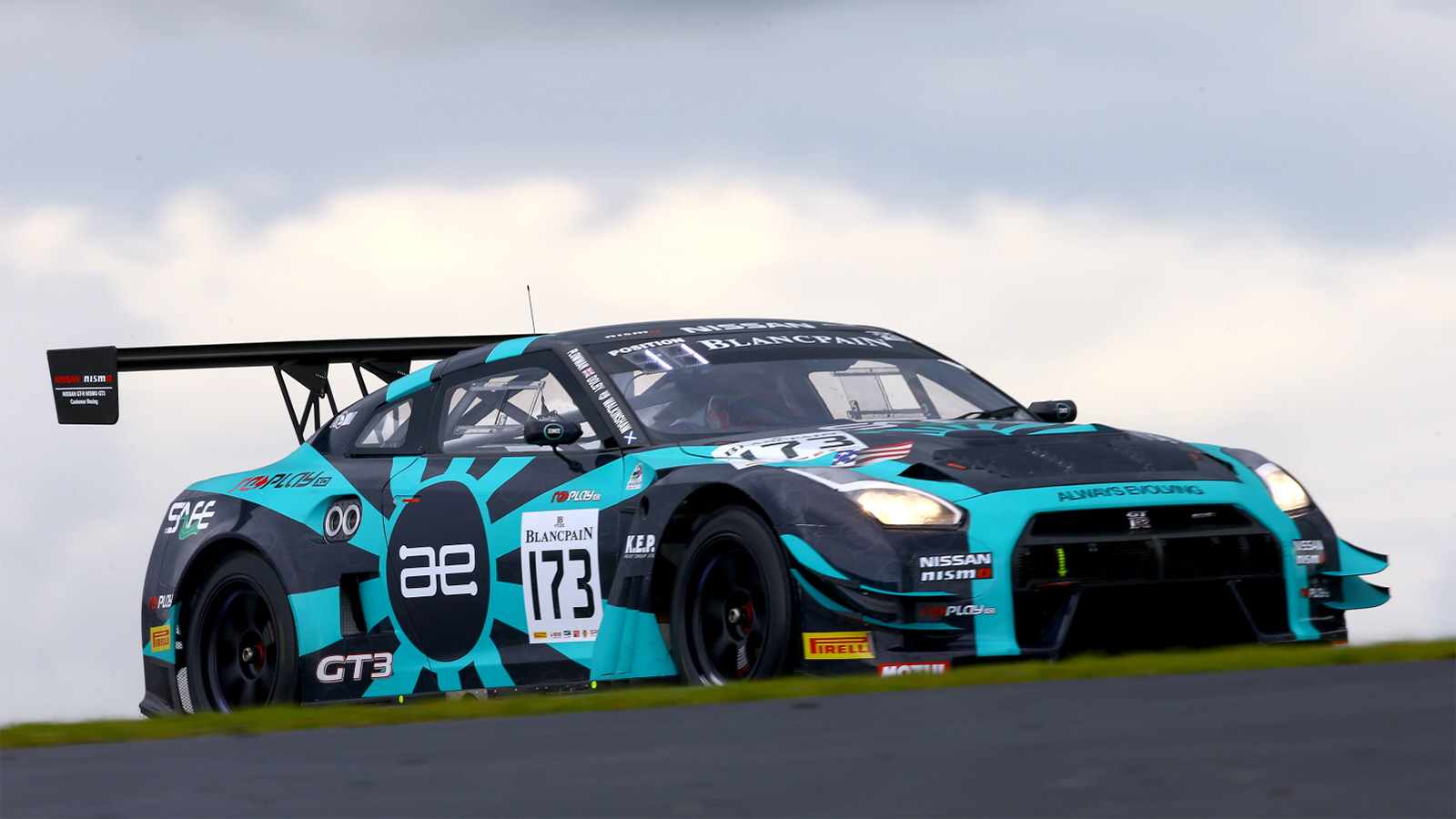 Strong Top Eight Finish for Walkinshaw and Always Evolving Motorsport in Endurance Series Finale