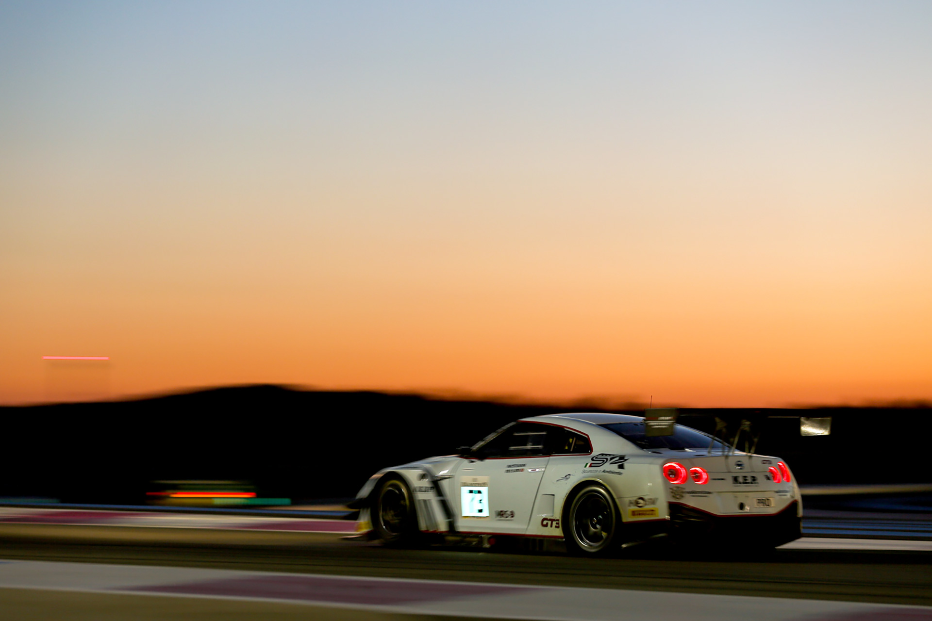 Frustration for Rapid Walkinshaw and MRS GT-Racing in France
