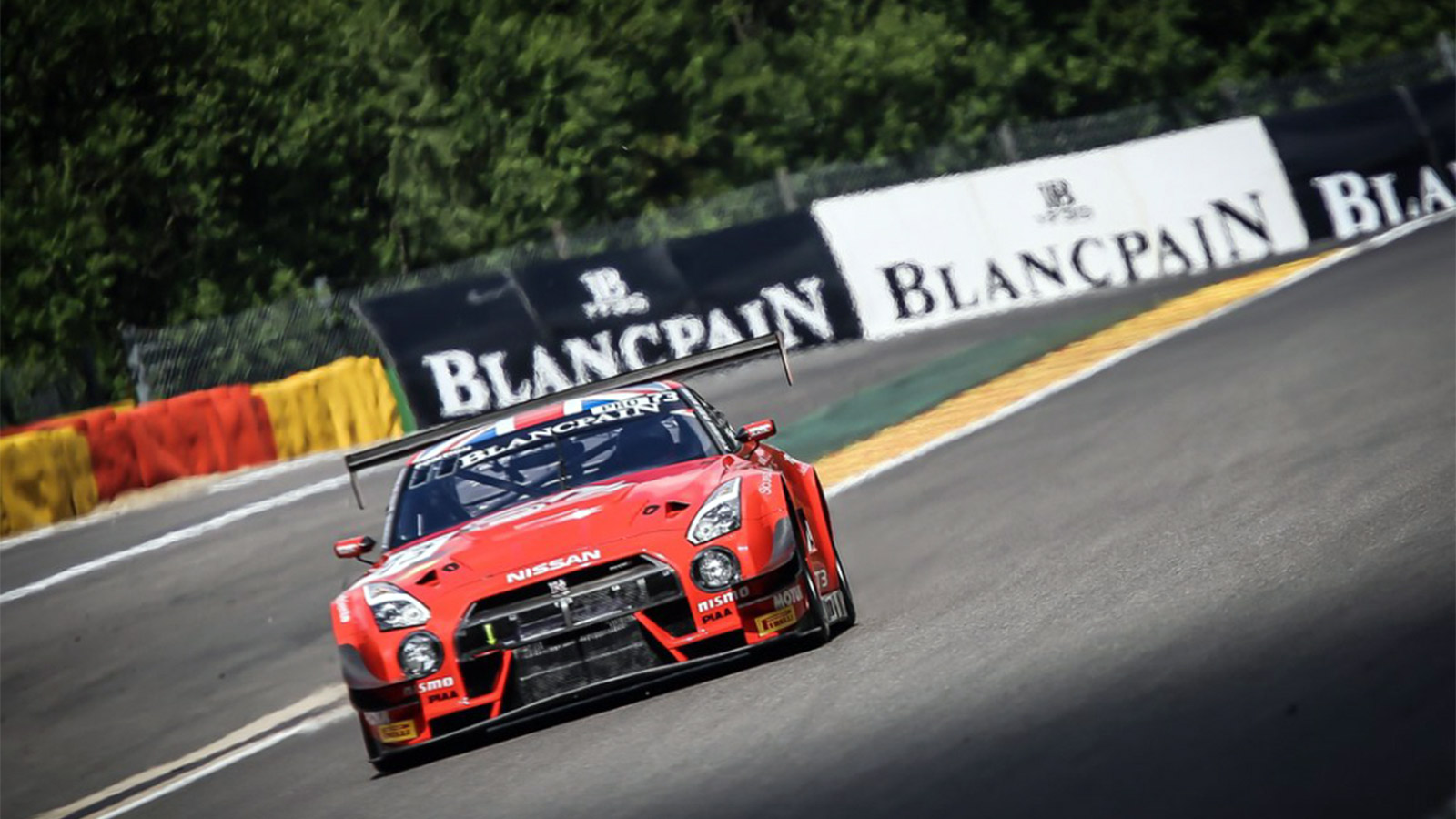 Blancpain Ace Walkinshaw Relishing Season Resumption in Portugal