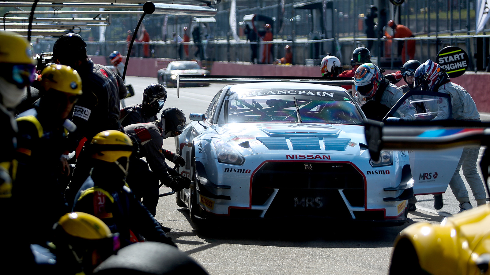 First podium of Sprint Series season for Walkinshaw at Brands GP