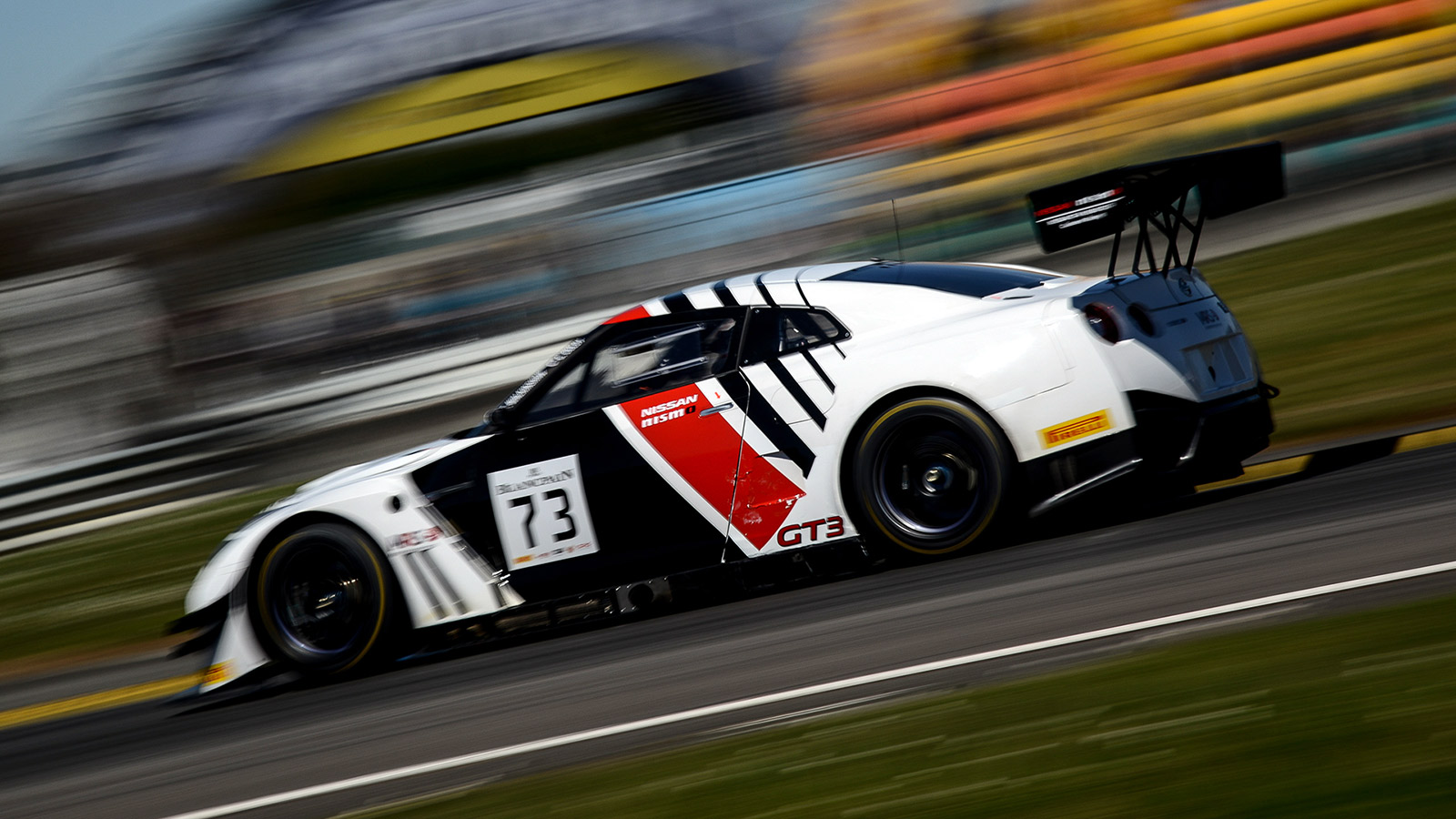 Frustrating Blancpain debut for Walkinshaw and MRS GT-Racing