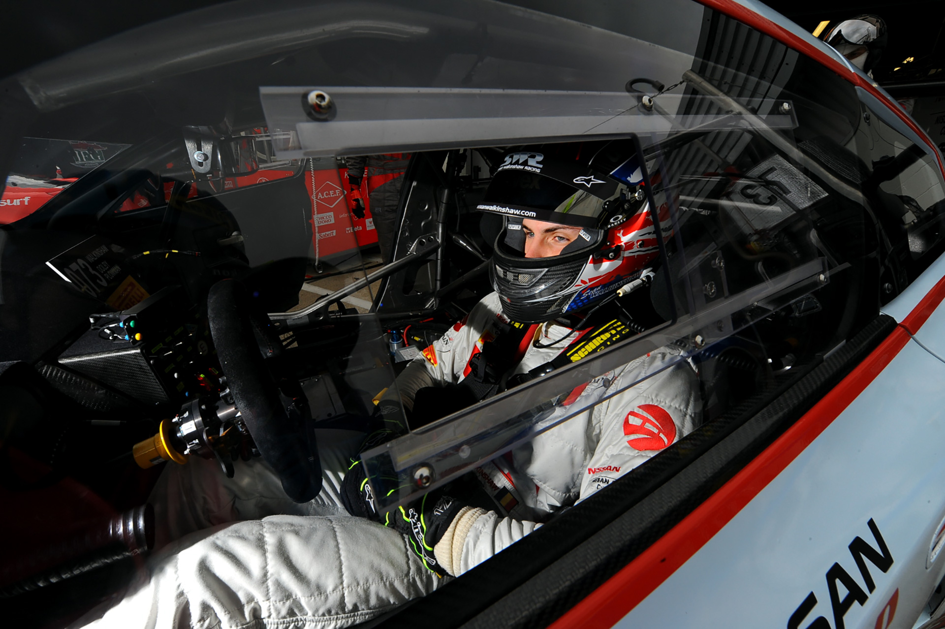 Sean impressed throughout and played a crucial role in the ultimate result with a terrific performance during his stint in the middle of the race.