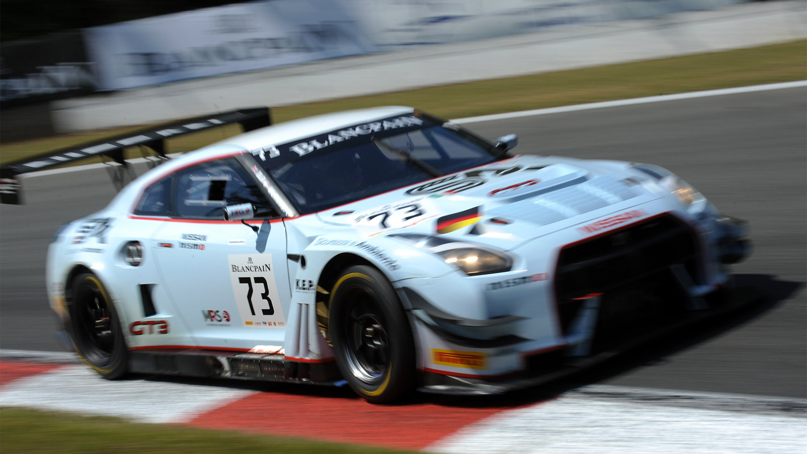 More Points for Walkinshaw During Mixed Zolder Weekend